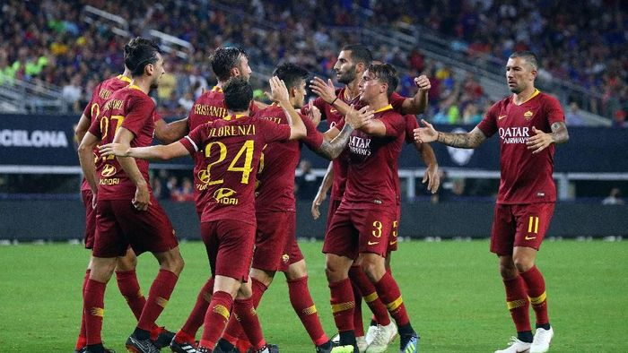 Seberapa kompetitif AS Roma di Serie A 2018/2019? (Foto: Richard Rodriguez/Getty Images)