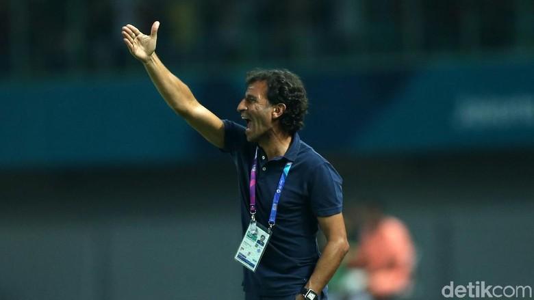 Tunggak Gaji Luis Milla, PSSI Berpotensi Dihukum FIFA