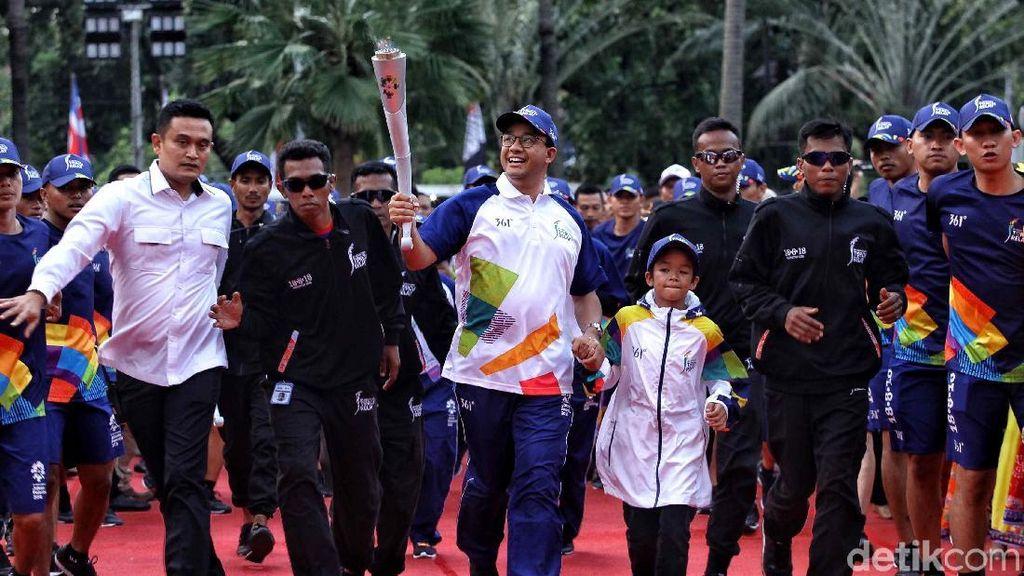 Anies Lepas Obor Asian Games, Harusnya Sandi