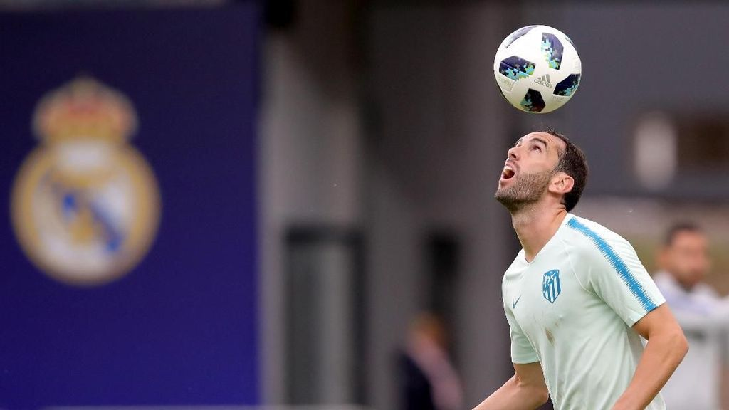 Diego Godin Ungkap Alasan Tolak Manchester United