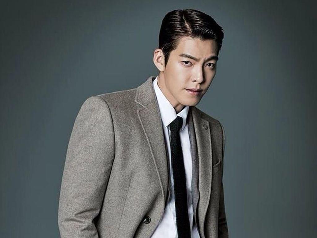 Kim Woo Bin Beri Donasi untuk Anak-Anak Penderita Kanker