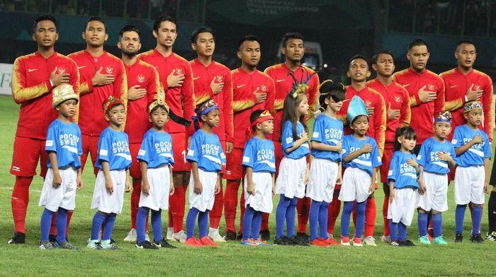 Indonesia kini menempati peringkat ketiga di klasemen Grup A Asian Games 2018 (Foto: INASGOC/Ary Kristianto)