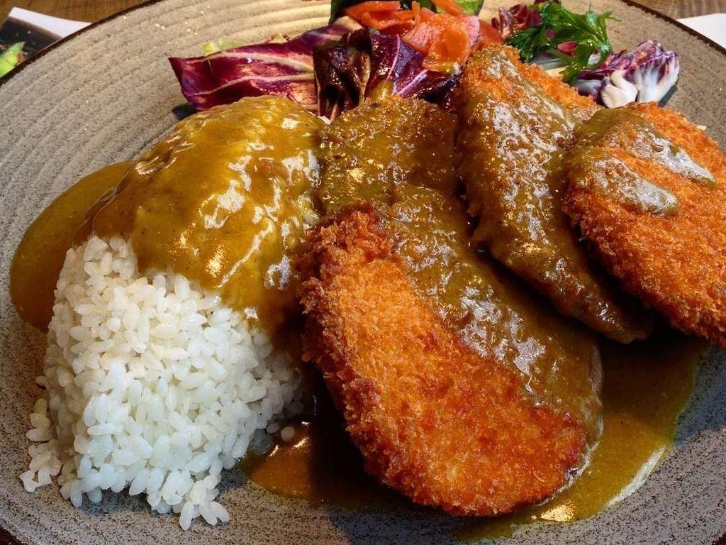 Oishii! 10 Chicken Katsu Curry Rice Ini Dijamin Bikin Lapar