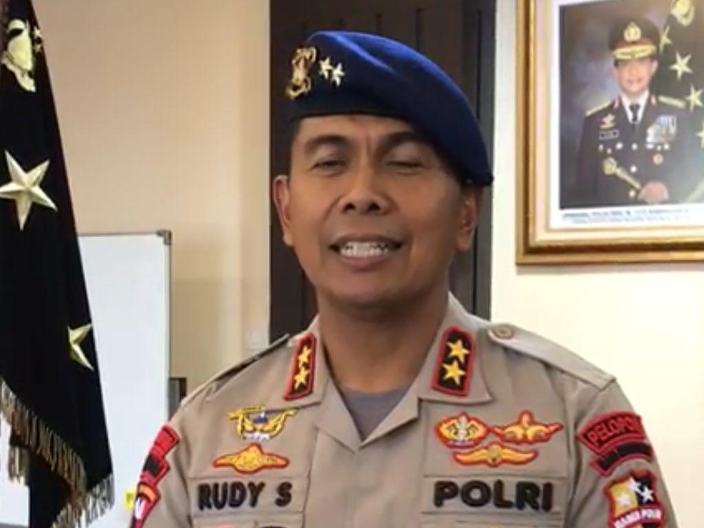 Penjelasan Polri soal Video Irjen Rudy Siap Jadi Kapolda Metro