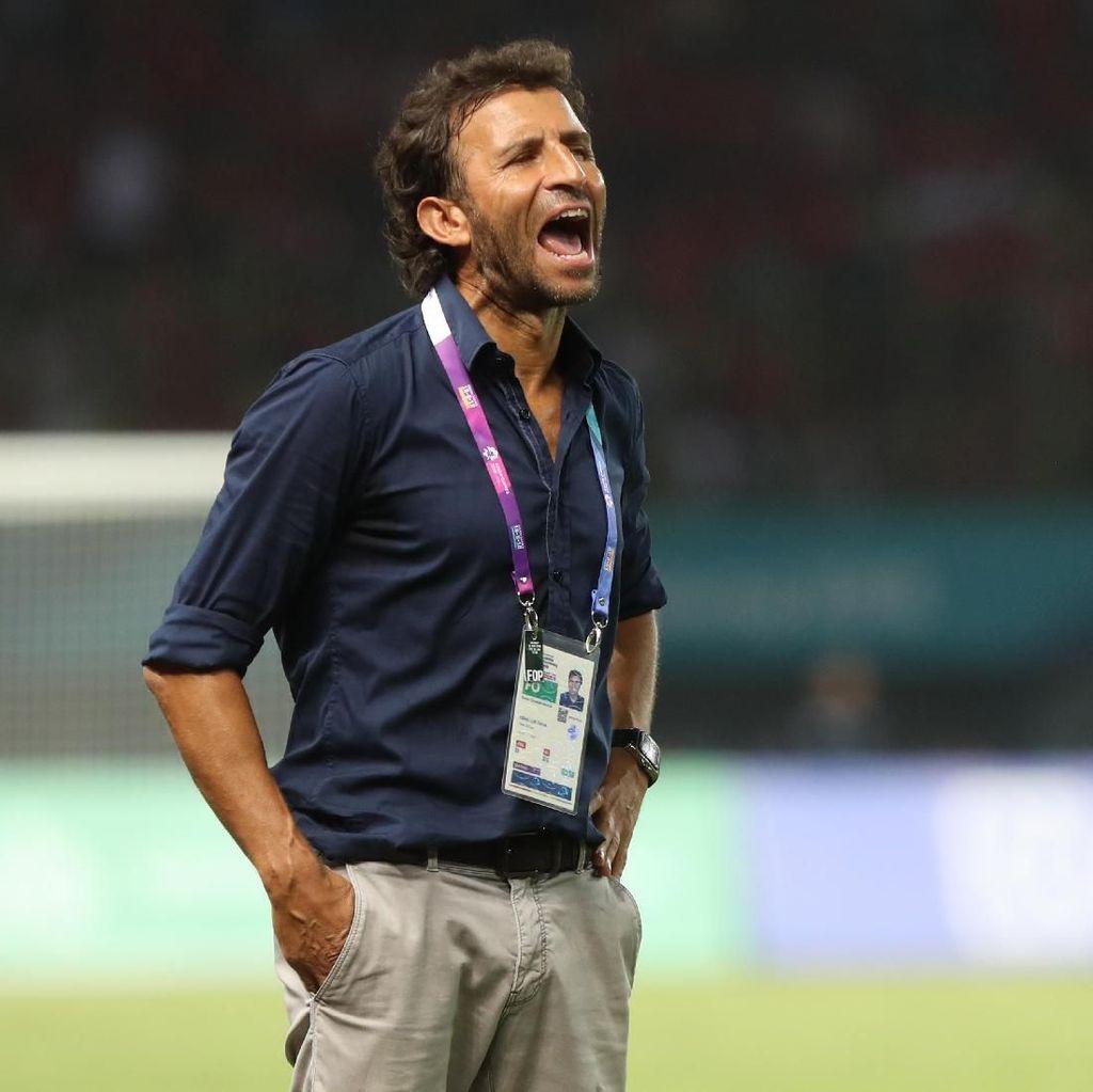 Luis Milla: Gol Kedua Beto Goncalves Tenangkan Indonesia