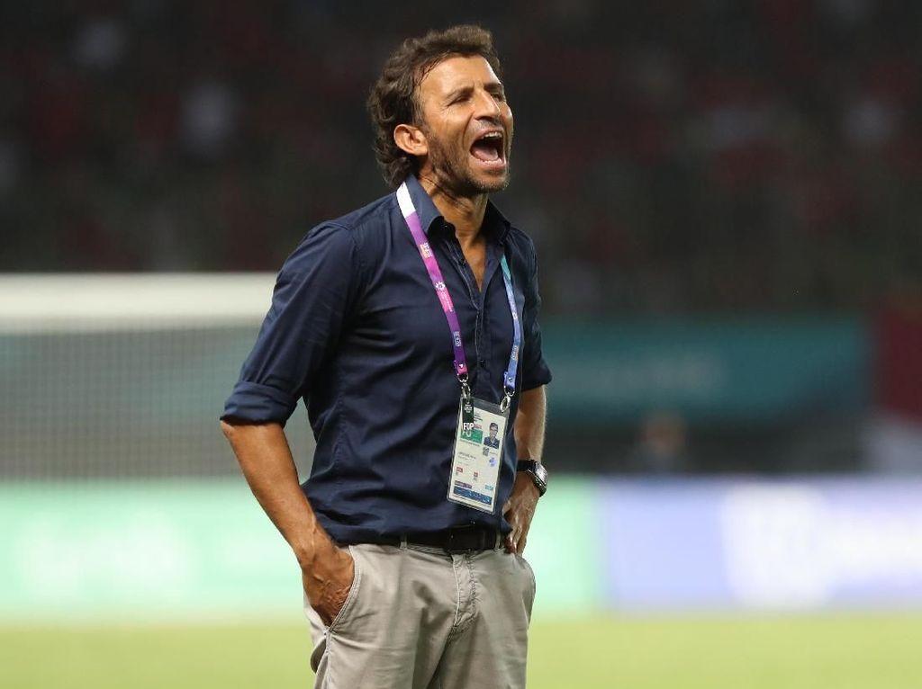 Pesan Luis Milla saat Indonesia Hadapi Singapura di Piala AFF 2018