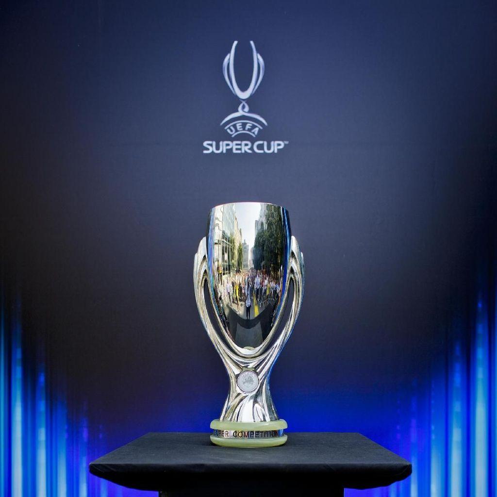 5 Sosok yang Pernah Juara Piala Super Eropa sebagai Pelatih dan Pemain
