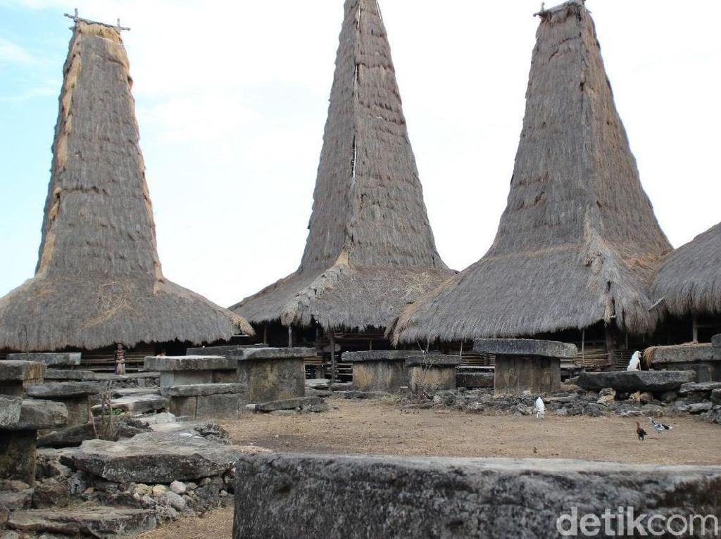 Foto: Kampung Adat Terindah di Sumba