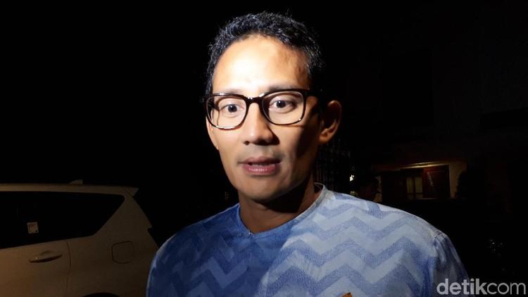 Beredar 107 Daftar Timses Prabowo, Sandiaga: Itu Tidak Resmi