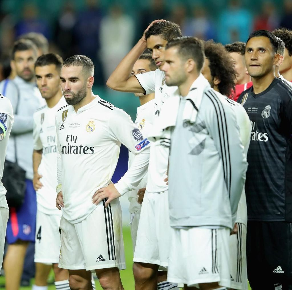 Ayo Move On dari Ronaldo, Madrid!
