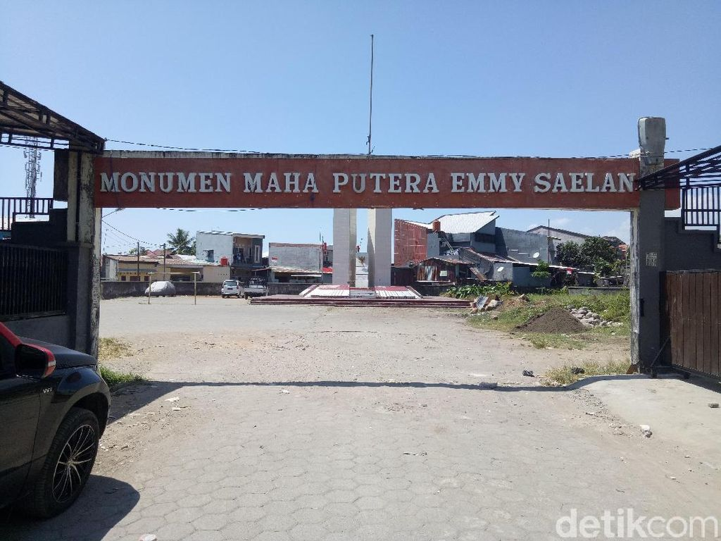 Melihat Monumen Perjuangan di Makassar yang Terabaikan