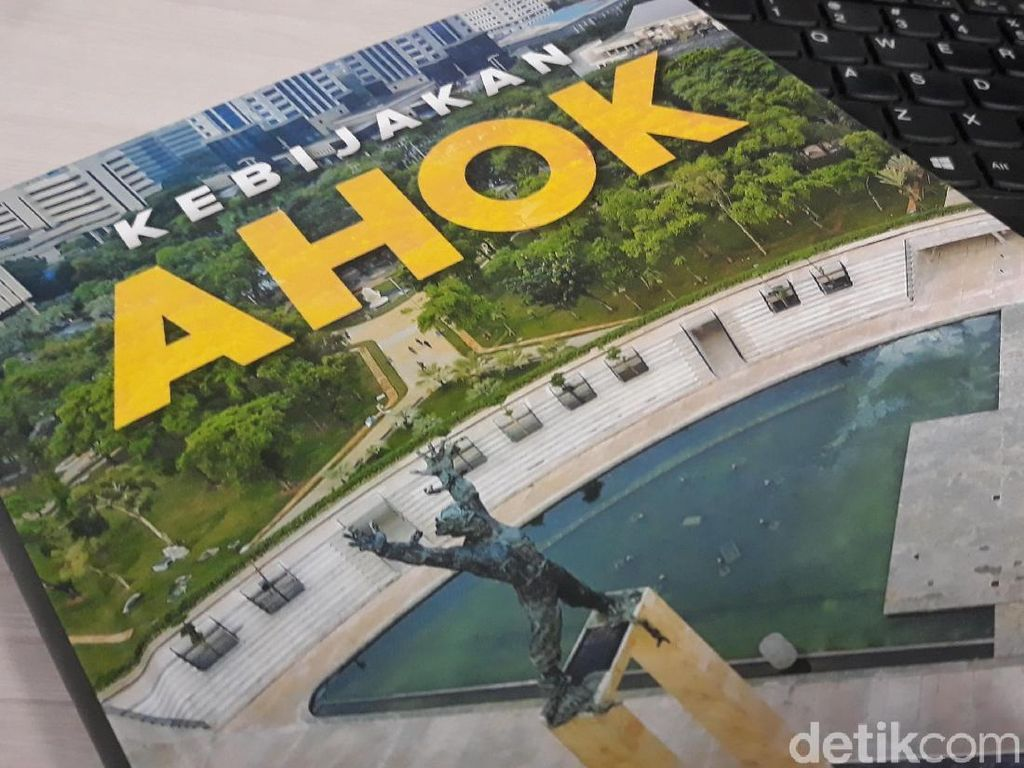 Buku Ahok untuk PKS yang Lobi Kursi Wagub DKI