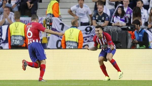 Pergantian-Pergantian Jitu Atletico Menghukum Madrid