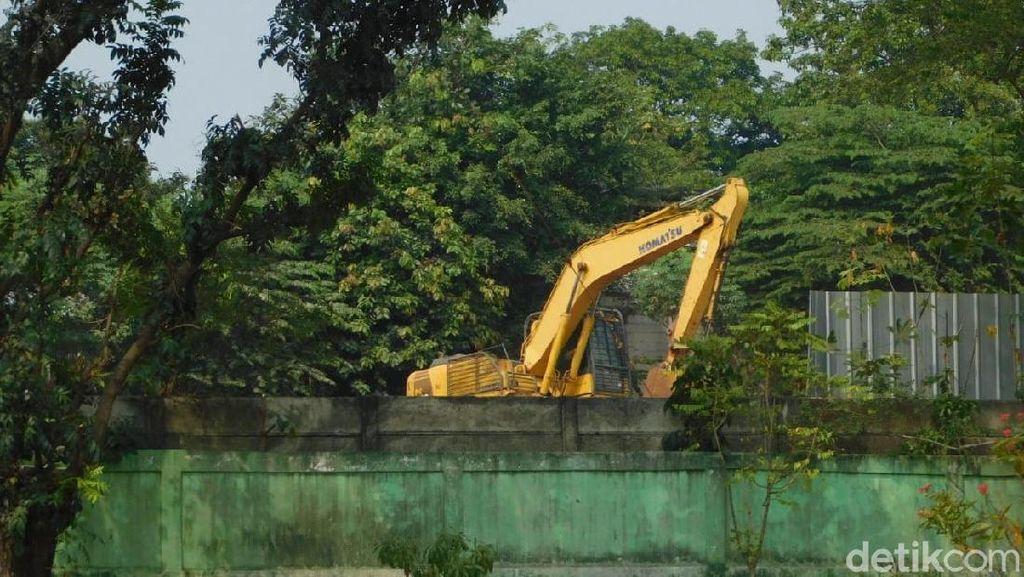 Mengintip Proyek Rumah DP Rp 0 dari Balik Kuburan