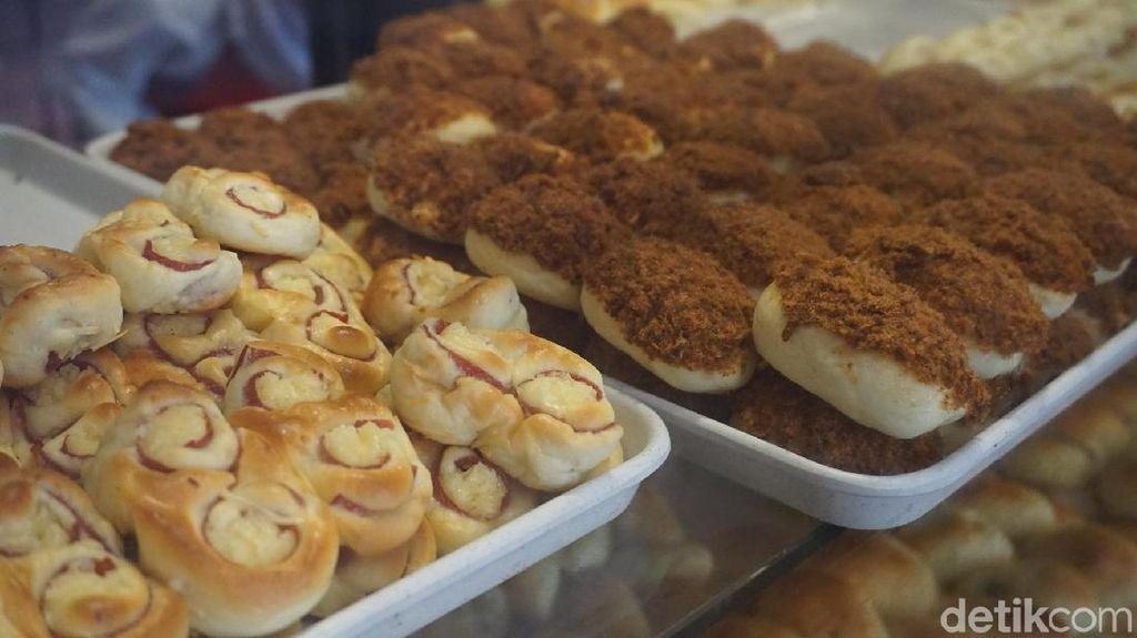 Foto: Oleh-oleh Legendaris Bogor, Roti Unyil