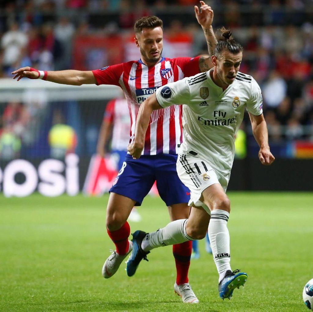 Gareth Bale Belum Bersinar Terang di Madrid