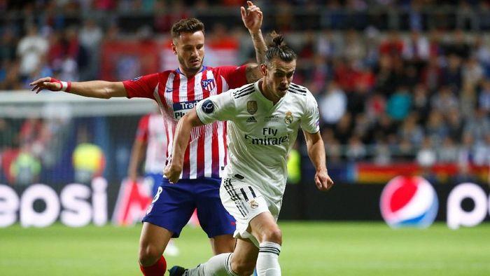 Pemain Real Madrid, Gareth Bale. (Foto: Ints Kalnins/Reuters)