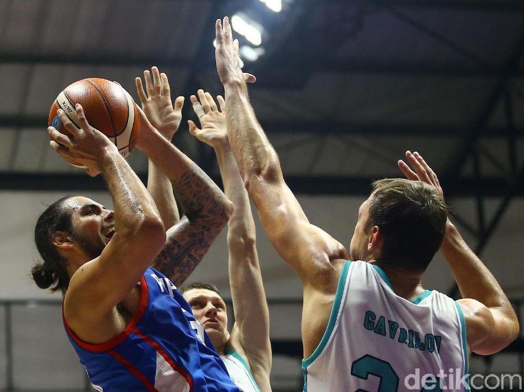 Tim Bola Basket Filipina Tumbangkan Kazakhstan
