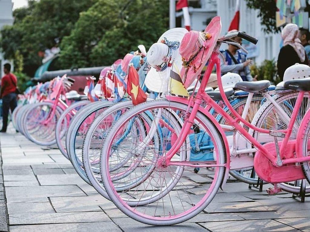10 Destinasi Andalan Jakarta Ini Siap Sambut Obor Asian Games