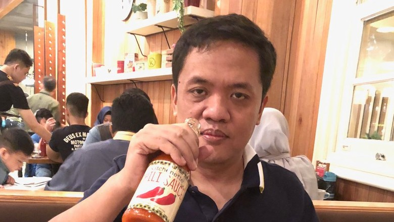 Timses Jokowi soal 2 Bakso Habiburokhman: Jangan Hoax, Dosa!