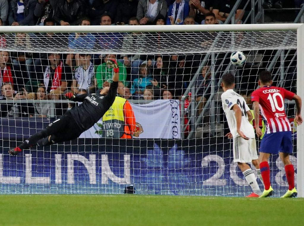 Preview Real Madrid Vs Atletico Madrid: Potensi Sampai Babak Tambahan