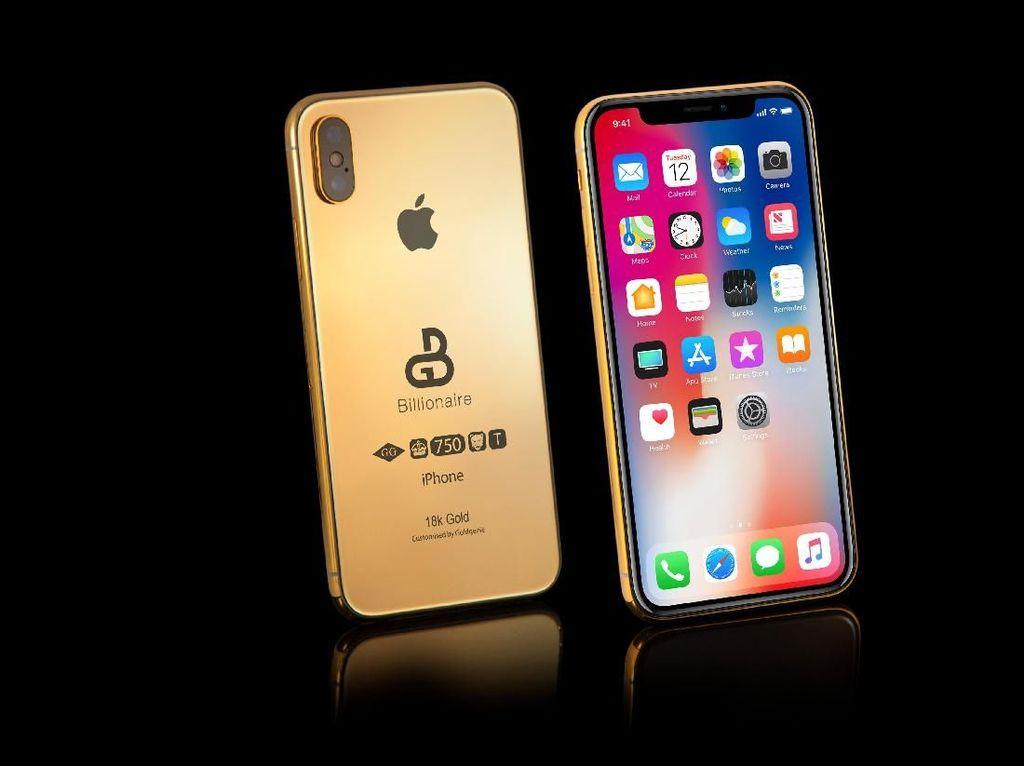 Ini Harga iPhone X di Indonesia, Berminat Beli?