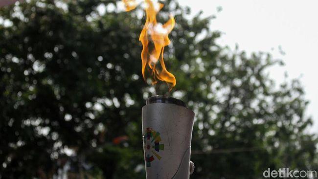 Jelang Pembukaan, Obor Asian Games Akan Dibawa dari Monas ke GBK