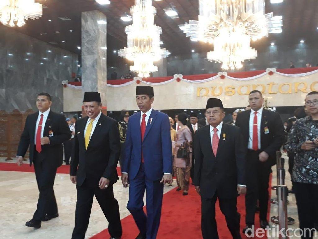 Bamsoet Puji Jokowi Berhasil Caplok Freeport