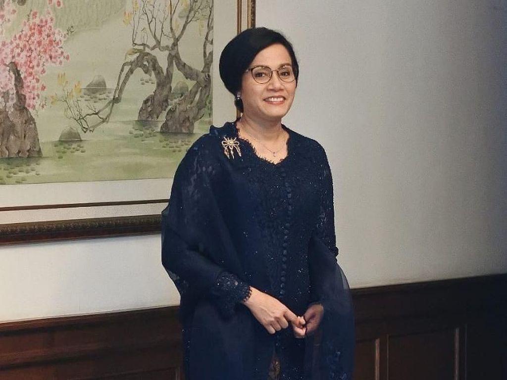 Gaji PNS Naik 5%, Sri Mulyani: Menurut Saya Sih Wajar