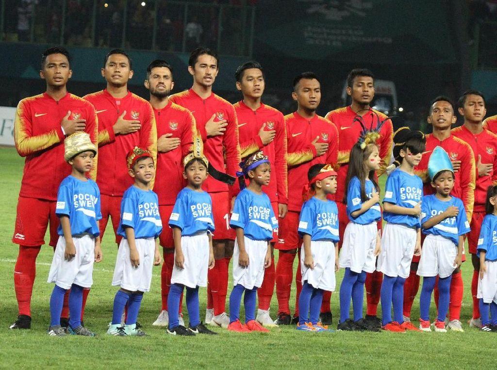 Jadwal 16 Besar Sepakbola Asian Games 2018: Indonesia vs UEA