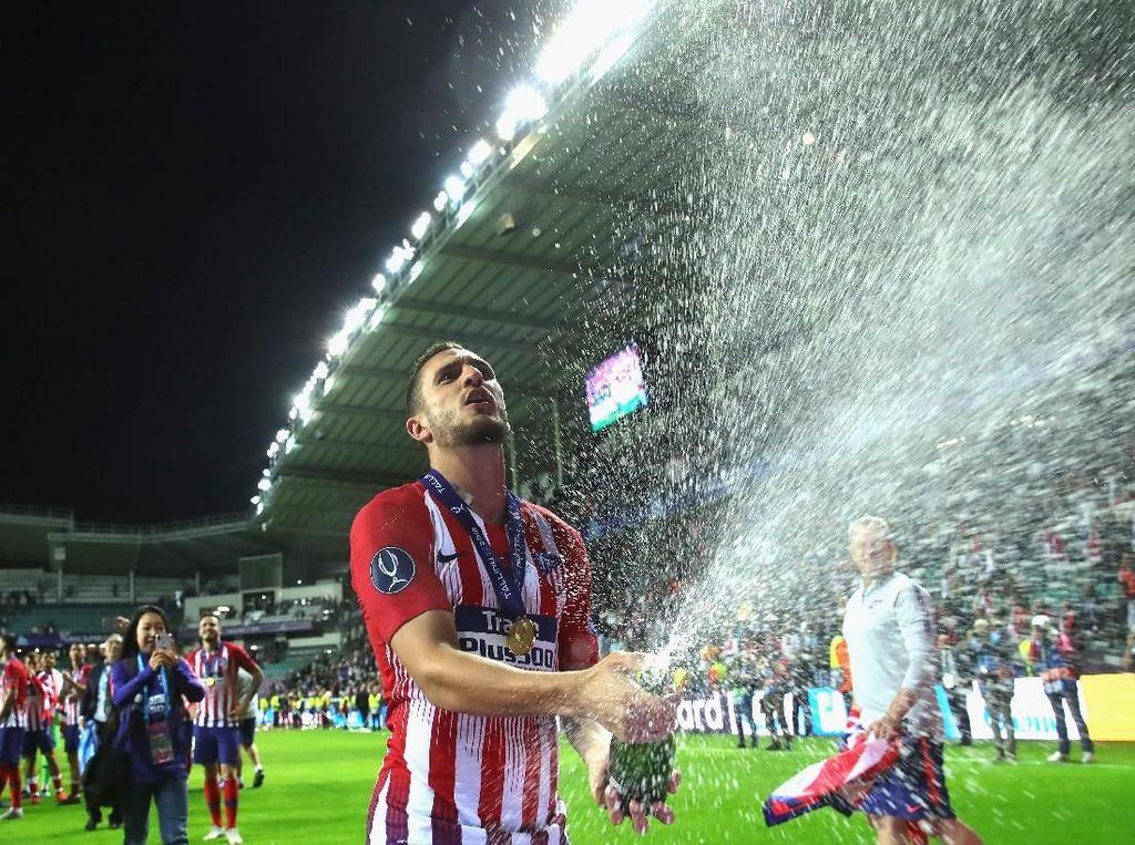 Awal Indah yang Bikin Atletico Madrid Berharap Besar Musim Ini