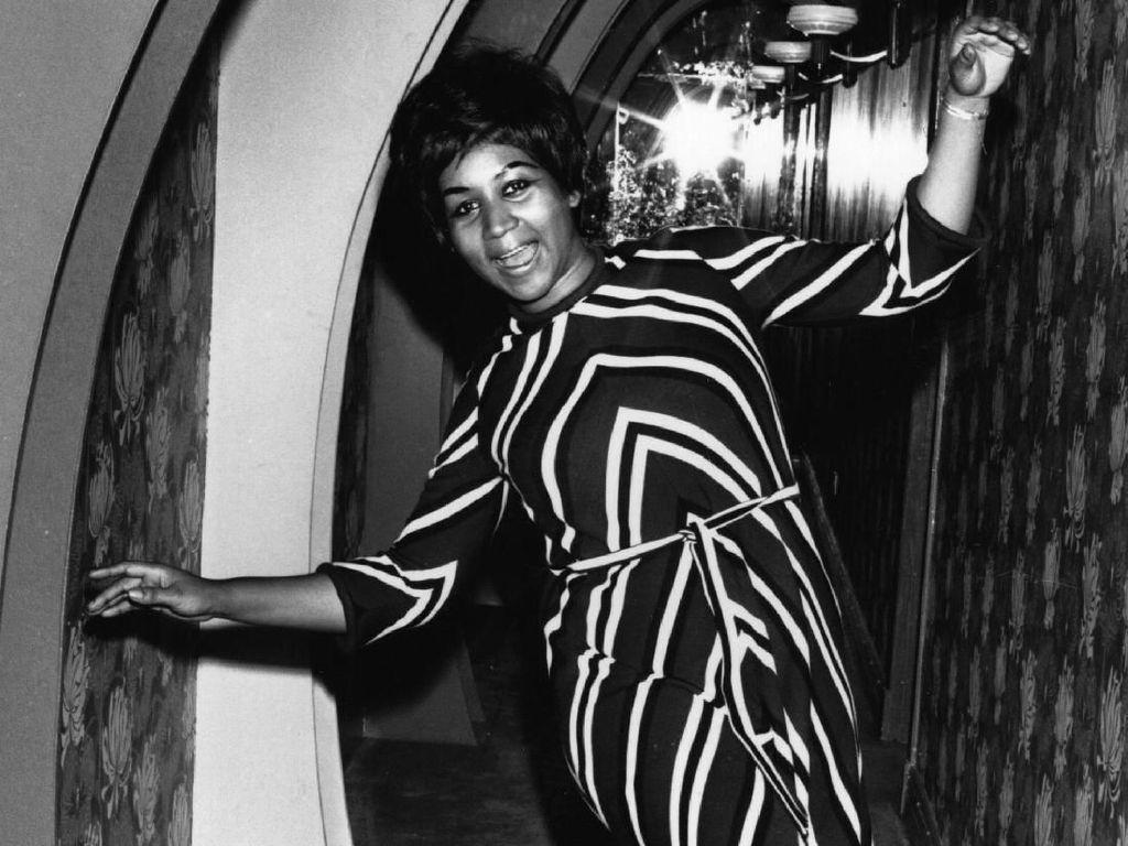 Konser Perpisahan untuk Aretha Franklin Sebelum Dimakamkan