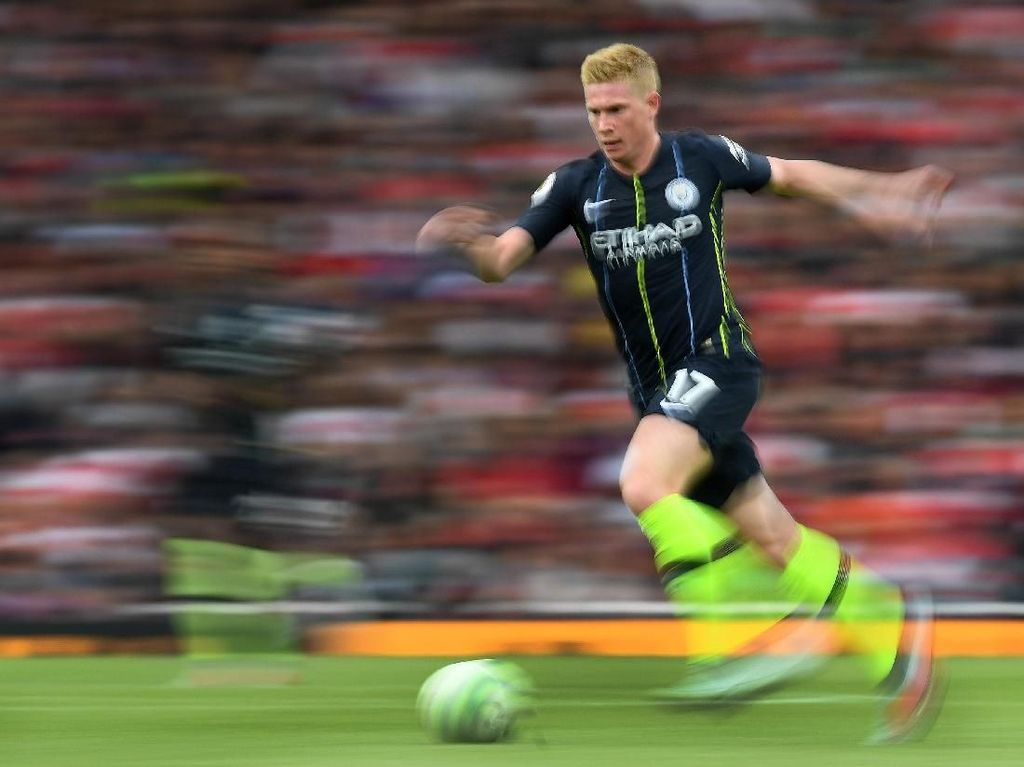 De Bruyne Berpotensi Comeback di Anfield, Klopp: Siapa Takut?
