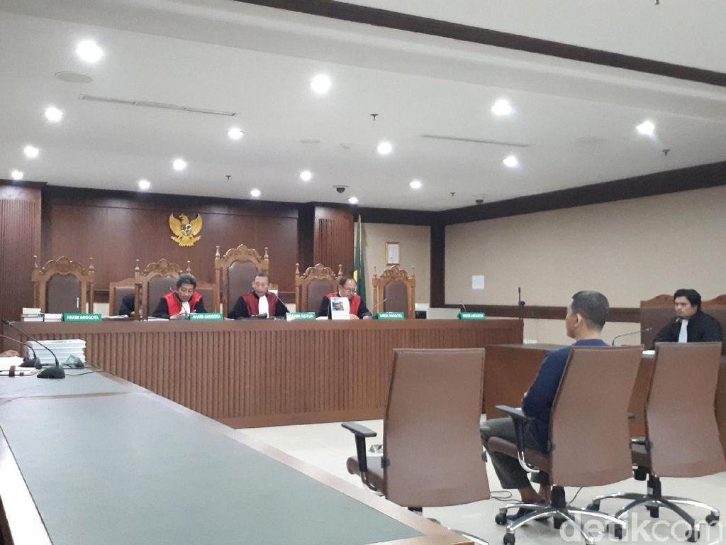 Penyuap Eks Anggota DPR Amin Santono Dituntut 3 Tahun Bui