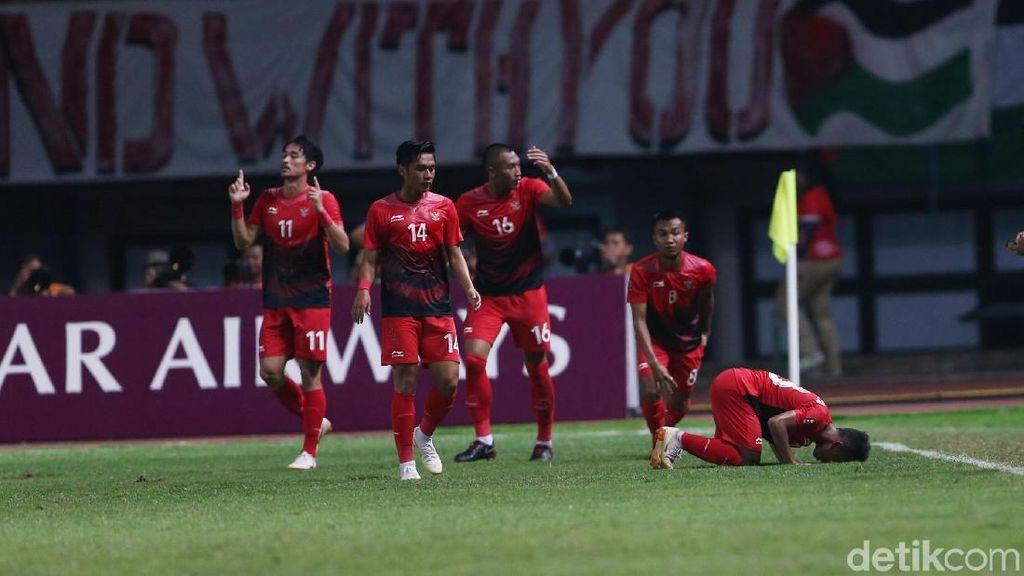 Tanding Tanggal 17 Agustus, Timnas U-23 Ingin Beri Kado HUT RI