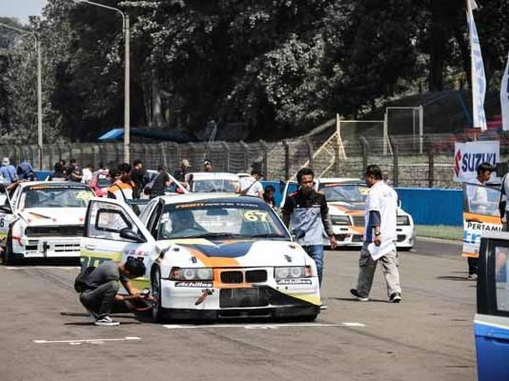 ABM Motorsport Targetkan 13 Trofi di ISSOM Seri Keempat
