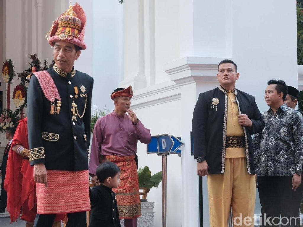 KPU: Iklan Bendungan Jokowi Bukan Kampanye