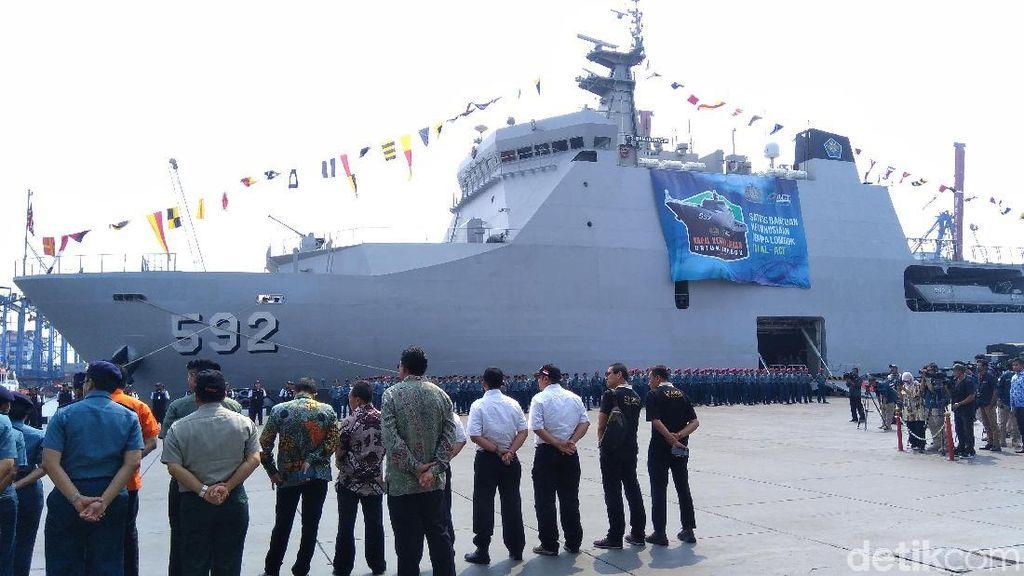 TNI AL Kirim 851 Ton Bantuan ke Lombok, Termasuk Mobil Pintar dari CT ARSA