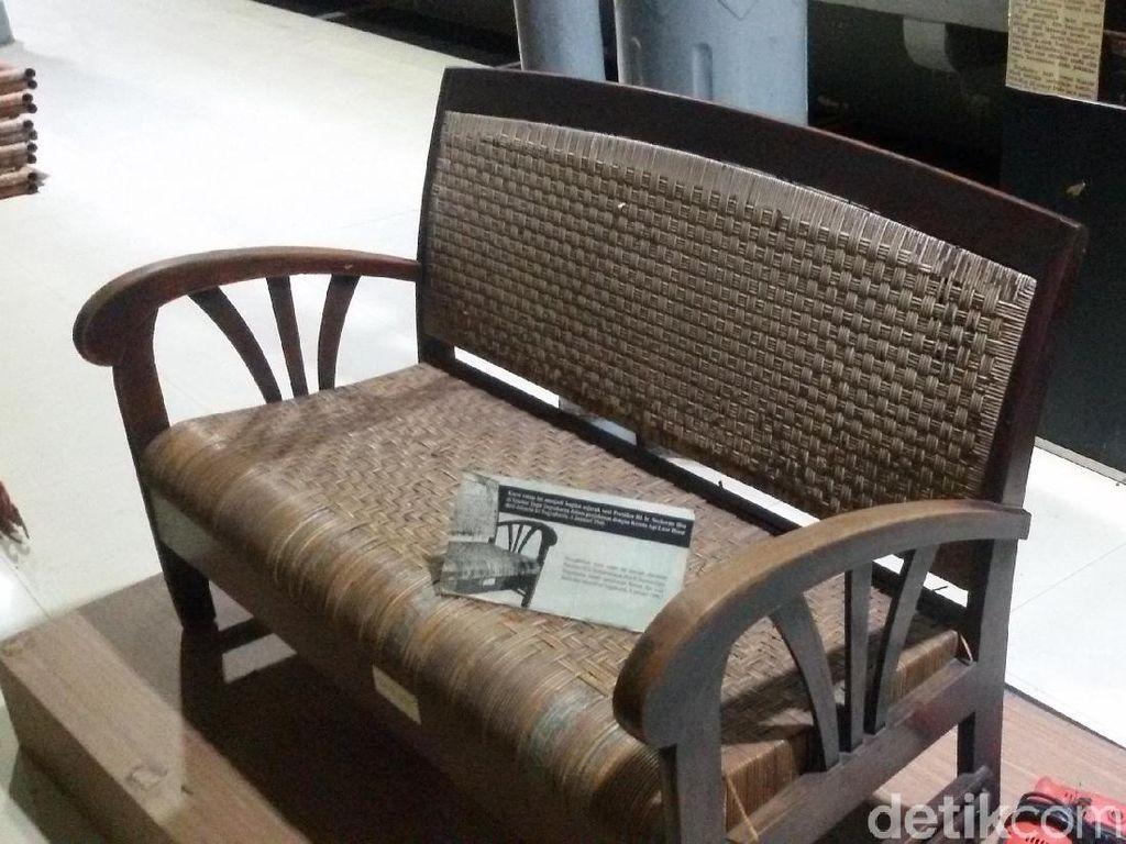 Melihat Singgasana Pertama Bung Karno di Ibu Kota Yogyakarta