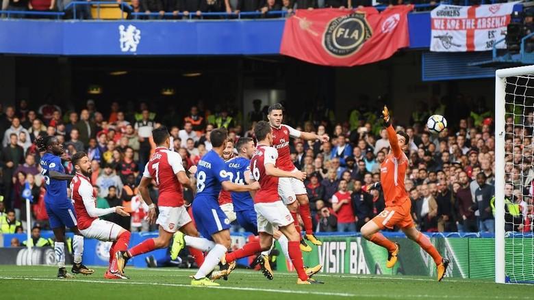 Rekor Buruk Lawan Chelsea, Bisakah Arsenal Bangkit?