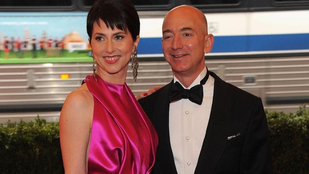 Kisah Cinta Manusia Rp 1.900 Triliun dan Istrinya yang Kandas