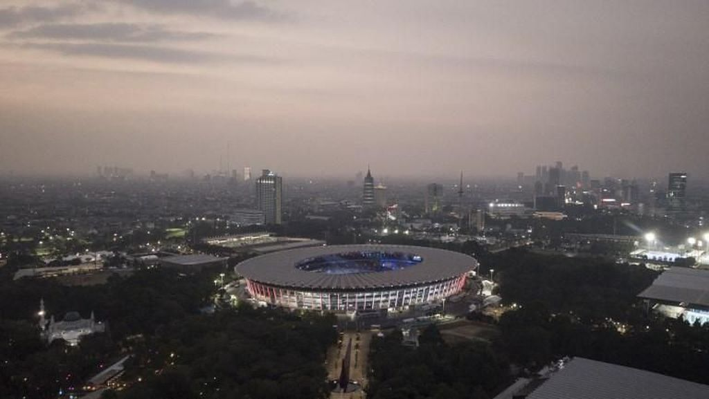 Usai Defile di Opening Ceremony Asian Games, Atlet Disuguhi Hiburan Menarik