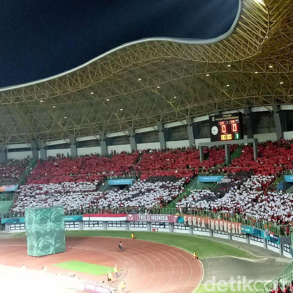 PSSI Siapkan Dua Stadion untuk Ujicoba Lawan Myanmar dan Hong Kong