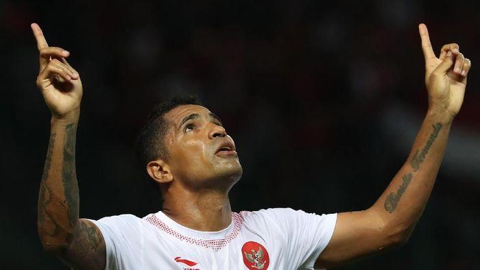 Beto Goncalves jadi salah satu rekrutan anyar Madura United. (Foto: Carlie/INASGOC)
