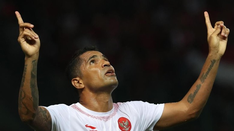 Top Skor Sepakbola Asian Games 2018: Beto Buntuti Striker Korsel