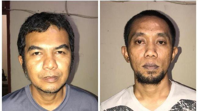 2 Driver Ojek Online Pengantar 'Tuyul' di Makassar Dibekuk