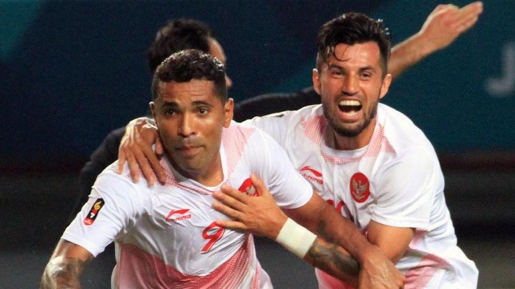 Beto dan Lilipaly di Jajaran Pemain Subur Sepakbola Asian Games 2018
