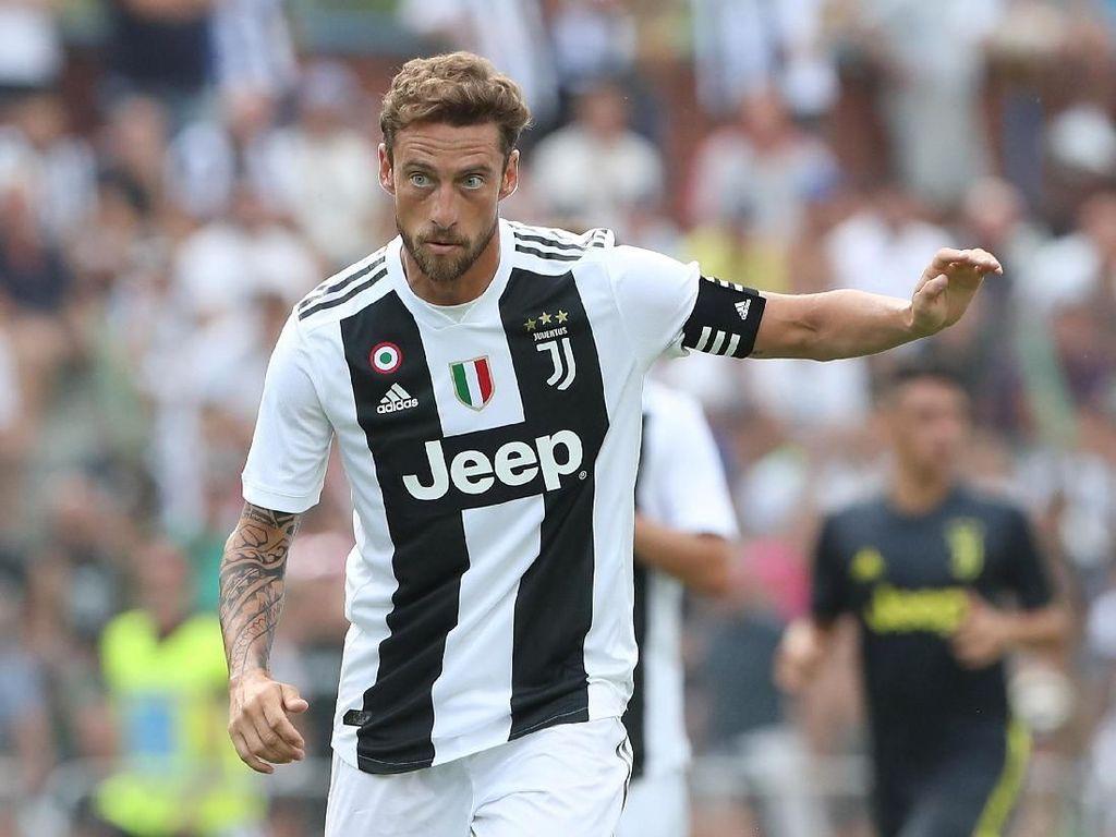 Claudio Marchisio Tinggalkan Juventus