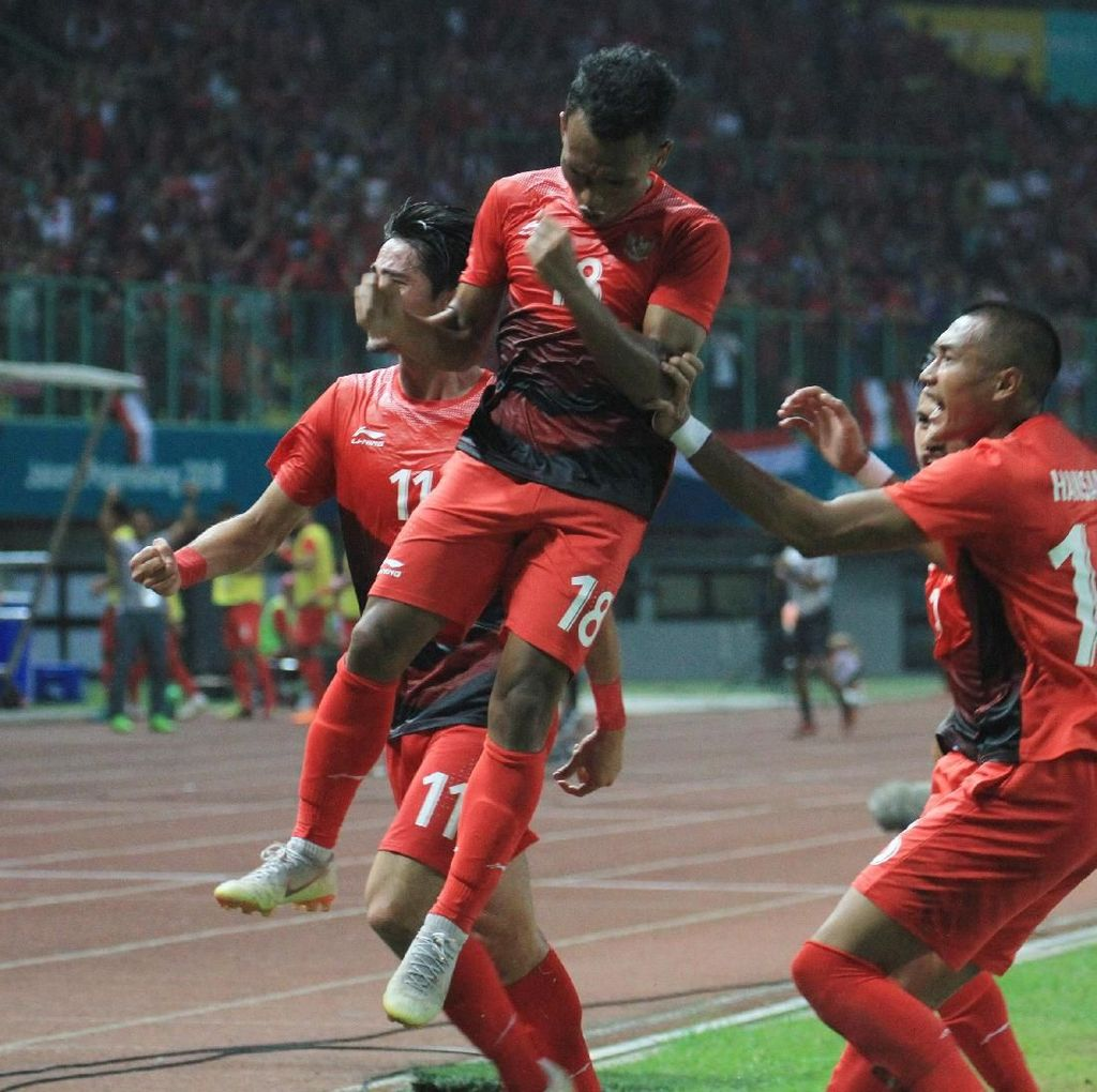 Prediksi Sepakbola Asian Games 2018: Laos Vs Indonesia