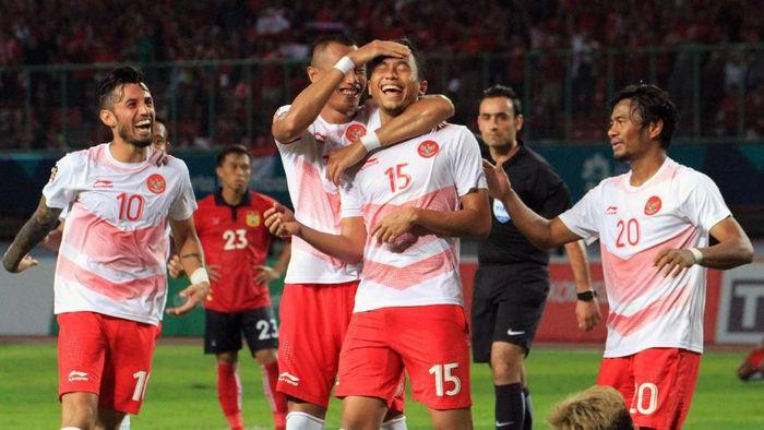 Timnas Indonesia U-23 akan menghadapi Hong Kong di Asian Games 2018 pada Senin (20/8/2018) (Foto: INASGOC/Hery Sudewo)